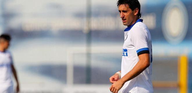 Diego Milito Inter-Cittadella Primavera