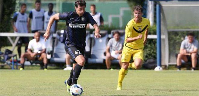 Diego Milito Inter-Lugano