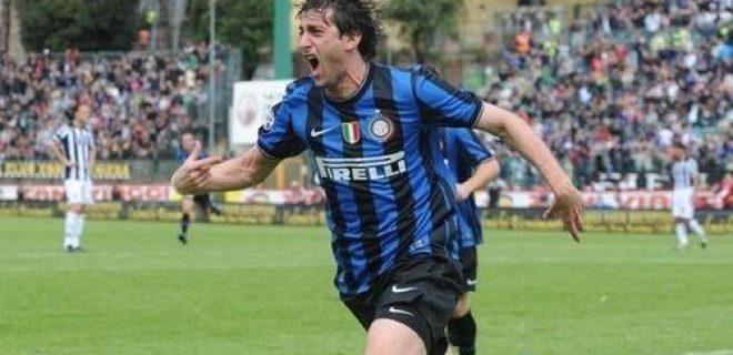 Diego Milito Siena-Inter 16.05.2010