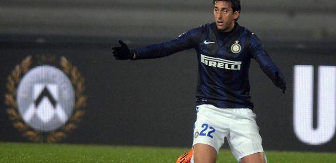 Diego Milito Udinese-Inter
