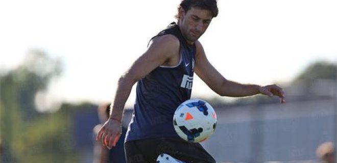 Diego Milito tournèe Stati Uniti
