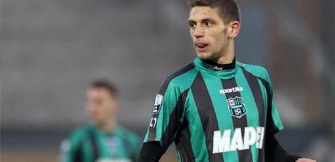 Berardi - Sassuolo e Juventus