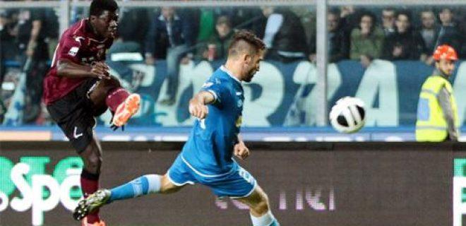 Duncan gol Empoli-Livorno