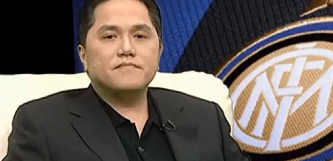 Erick Thohir Inter Channel