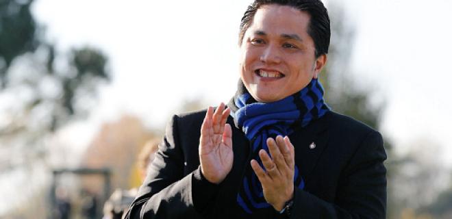 Erick Thohir Pinetina