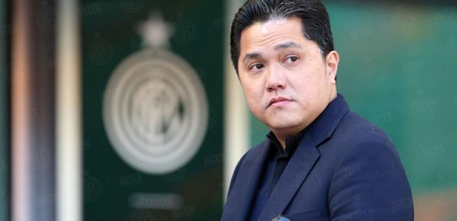 Erick Thohir San Siro