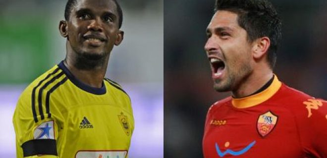 Eto'o Borriello