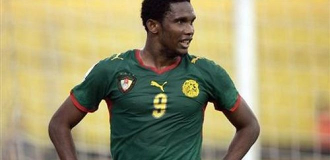 3. Samuel Eto'o - 85 milioni di euro