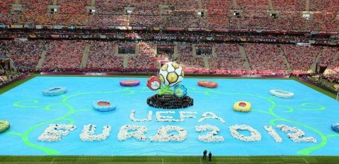Euro 2012 cerimonia apertura