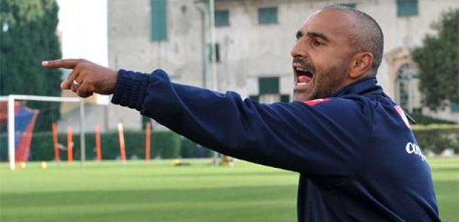 Fabio Liverani Genoa