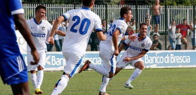 Federico Bonazzoli Brescia-Inter