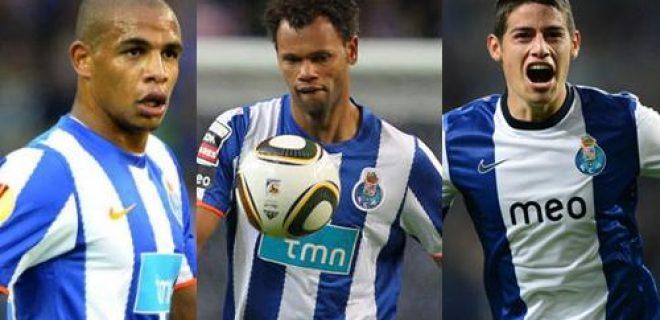 Fernando, Rolando, James Rodriguez