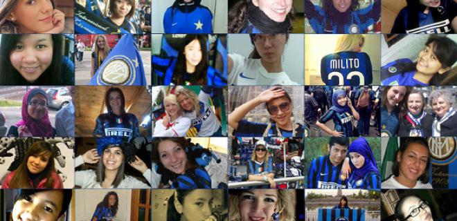 Festa donne Inter