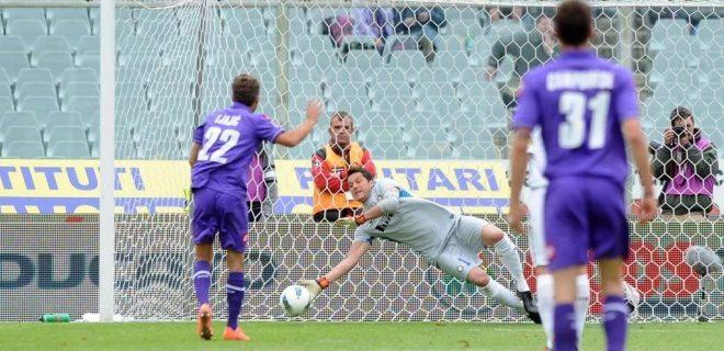 Fiorentina-Inter Julio Cesar