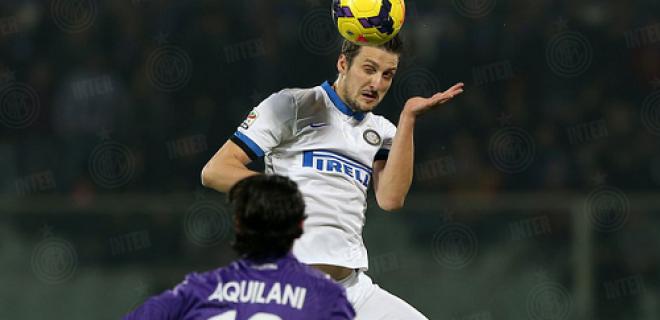 Fiorentina-Inter Kuzmanovic