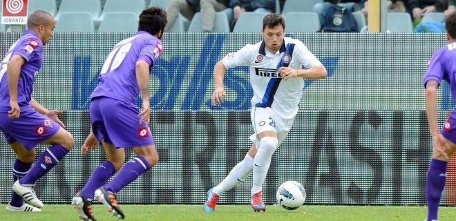 Fiorentina-Inter Zarate