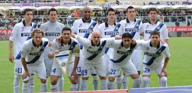 Fiorentina-Inter foto squadra