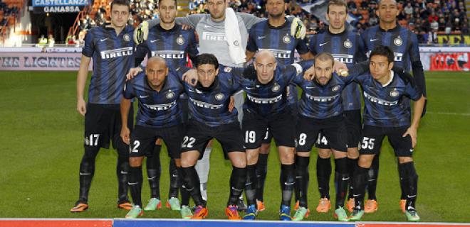 Foto squadra Inter-Catania