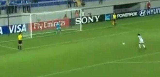 France-Nigeria penalty Female World Cup U17 2012