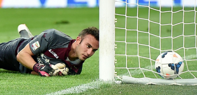 Francesco Bardi Juventus-Livorno