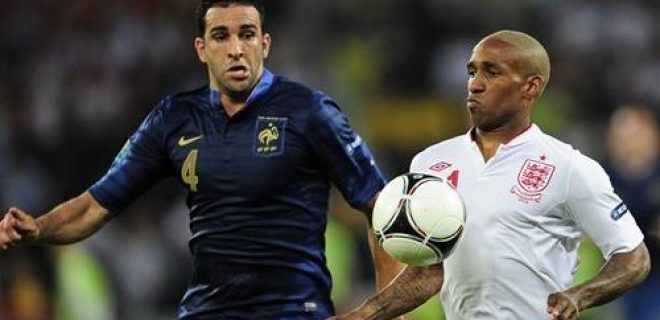 Francia-Inghilterra 1-1