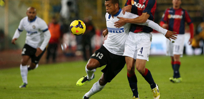 Fredy Guarin Bologna-Inter