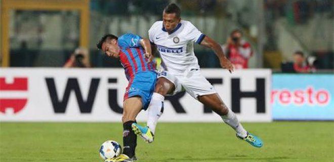 Fredy Guarin Catania-Inter