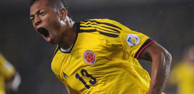 Fredy Guarin Colombia
