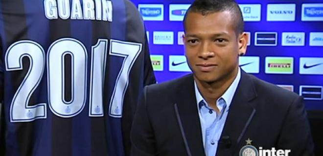 Fredy Guarin intervista Inter Channel rinnovo
