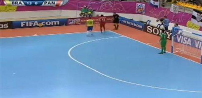 Futsal Galvez Brasile Panama