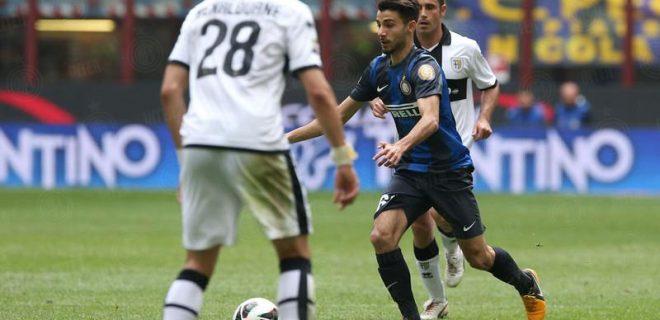 Garritano Inter-Parma