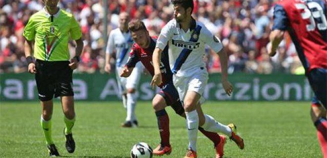 Genoa-Inter Benassi
