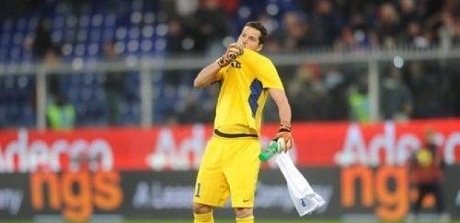 Genoa-Inter Julio Cesar (2)