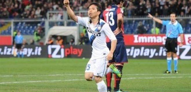 Genoa-Inter Nagatomo