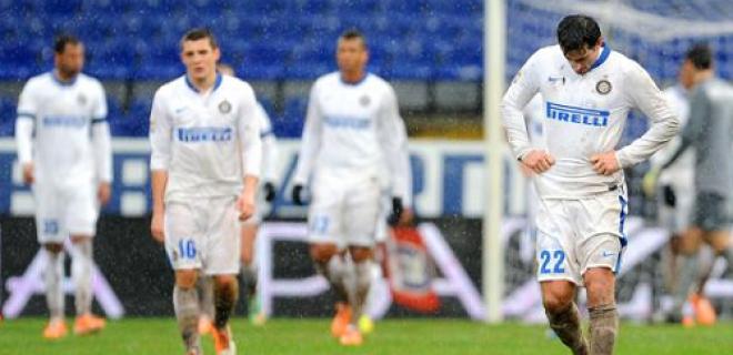 Genoa-Inter delusione gruppo