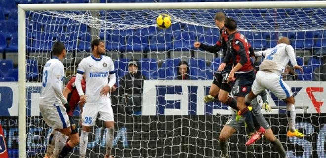 Genoa-Inter gol Antonelli
