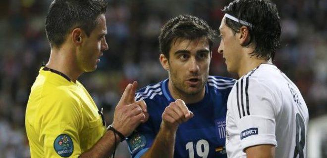 Germania-Grecia 4-2 Euro 2012