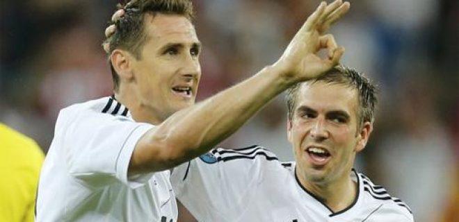 Germania vs Grecia 4-1