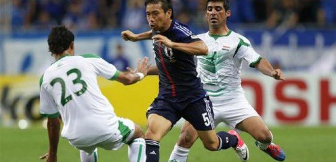 Giappone Iraq Nagatomo