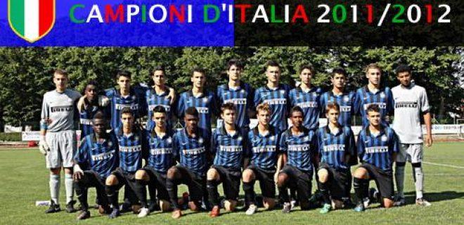 Giovanissimi Nazionali campioni d'Italia