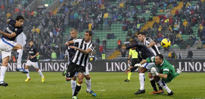 Gol Ranocchia Udinese-Inter