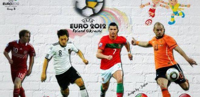 Gruppo B Euro 2012