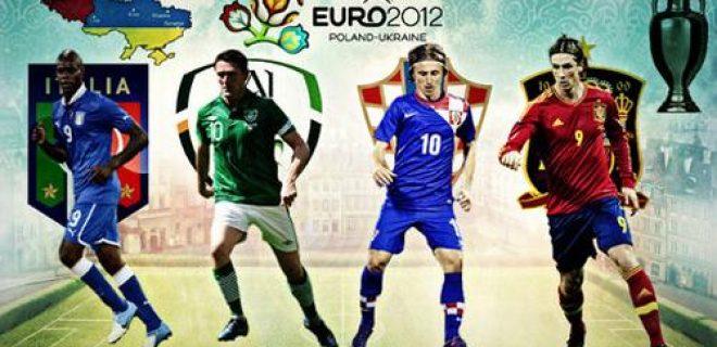 Gruppo C Euro 2012