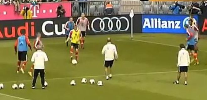 Guardiola tiki taka Bayern