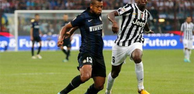 Guarin Pogba Inter-Juventus