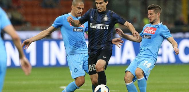 Hernanes Inter-Napoli