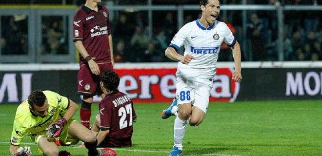Hernanes Livorno-Inter