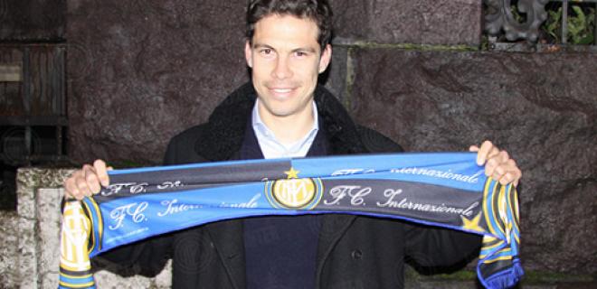 Hernanes sciarpa Inter