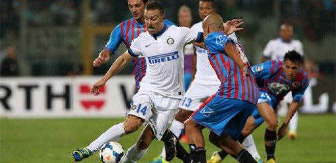 Hugo Campagnaro Catania-Inter