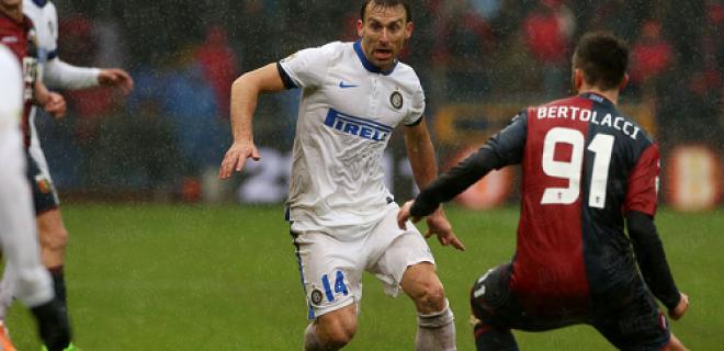 Hugo Campagnaro Genoa-Inter